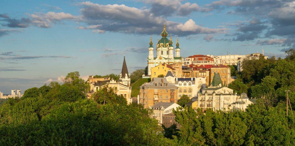 Zwiedzanie Ukrainy autokarem