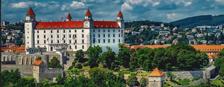 Autokarem na Słowację
